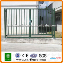 Metal Modern Gates Design and fences/modern gates and fences design for sale