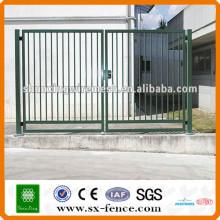 Современные ворота из металла Дизайн и заборы / современные ворота и ограждения для продажи