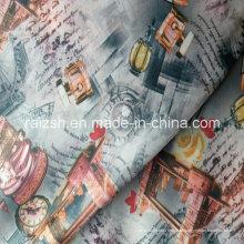 Impresso tafetá impresso forro de vestuário forro de tecido para o terno
