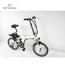 Billige Chinesische Großhandel 1: 1 Pedal assiststance elektrische Faltrad zum Verkauf