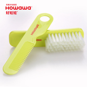Baby Hair Washing Accessory Brush And Comb