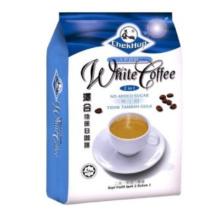 Weiße Kaffee-Tasche / gebratenes Kaffee-Verpacken / Caffee, das verpackt