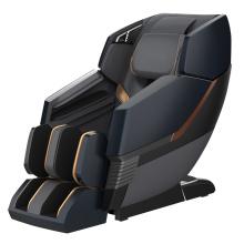 SL Track 4 Wheels PU Leather Home Theater Elderly Massage Chair Sofa