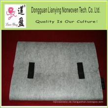 Hochwertige Polyester-Filz-Laptop-Tasche