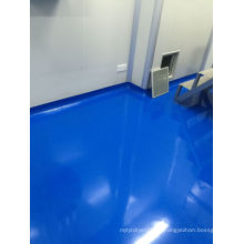 Piso farmacéutico de la sala limpia del PVC