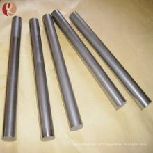 Preço de barra de liga de titânio nióbio superfície polida