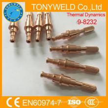 Газовый резак тепловой динамики расходные материалы для резки 9-8232 электрода