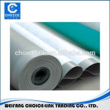 Membrane imperméable PVC à double couleur non exposée