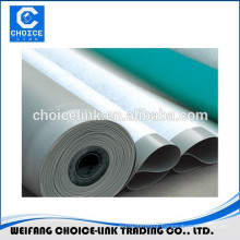 PVC stretch roofing membrane for roof