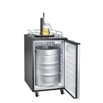 Air Cooled Cabinet with Beer Sales Tower