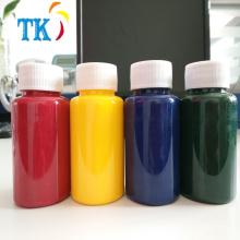 Tinta fotossensível usada para têxteis e t-shirt