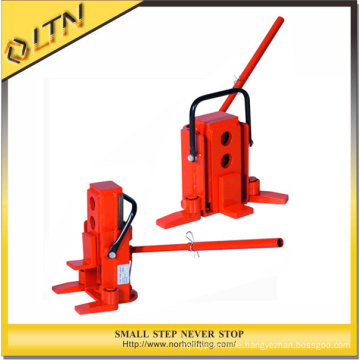 CE GS TUV Approved Hydraulic Toe Jack 3t to 8t