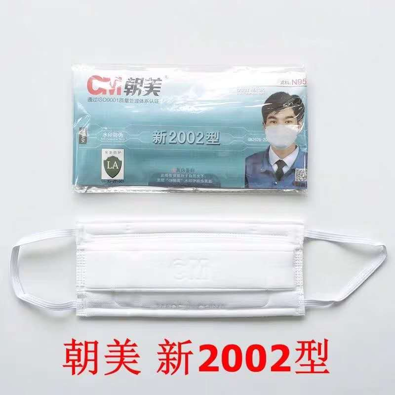 2002 Dust Mask