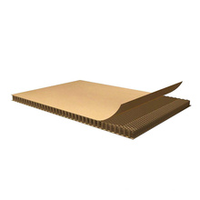Factory Price High Hardness Biodegradable Honeycomb Board For Packaging