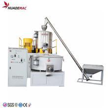Machine de mélangeur de matière première de poudre en plastique