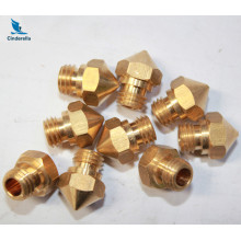 Custom Metal Fabrication Brass Miniature Parts