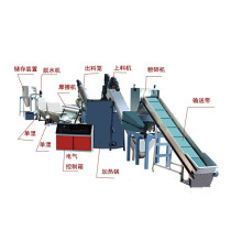 Waste PET Bottle Recycling Machine Washing Line