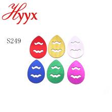 HYYX Made In China Manufacturers Lentejuelas de varias formas interiores / lentejuelas brillo redondo lentejuela