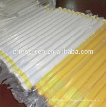 DDP 13 ~ 165T white / yellow polyester screen printing mesh
