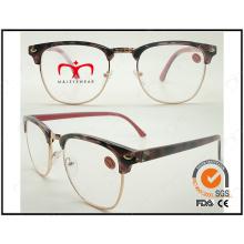 2015 Eyewear für Unisex Half Frame Modische Lesebrillen (WRP505213)