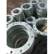 Hot Galvanized DN700 Steel Flanges