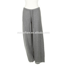 Fashionable Women 100% Cashmere Super Warm loose Pants