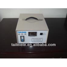 SVC-S (super-mince type) précision full-automatic stabilisateur haute tension AC SVC-S3000VA