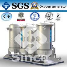 Oxigênio de gerador de pequeno gás (PO)