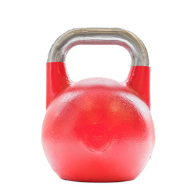 32 KG Steel Sports Equipment Competition Kettlebells