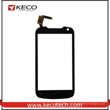 "Highly 4.0"" inch IPS Capacitive Touchscreen Glass Replacement For Lenovo A520 Black"
