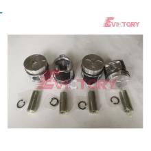 PERKINS peças do motor 404C conjunto de anéis de pistão