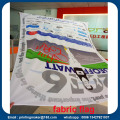 Stickad Polyester Custom Flag Printing