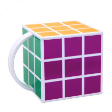 PLA Biodegradable Compostable Magic Cube Cup Artistic Mug