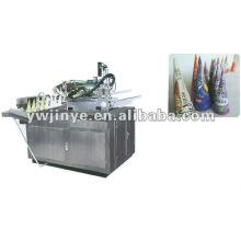 Автоматическая ZZB220 конус машина бумажный стаканчик