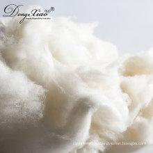 Nueva lana peinada de lana de cordero para fieltro y flóculo