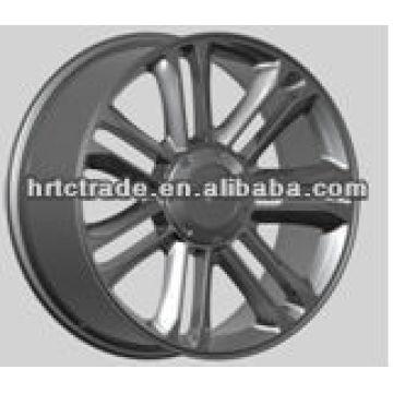 black 2013 new fashion 22 inch alloy rim for wholesale