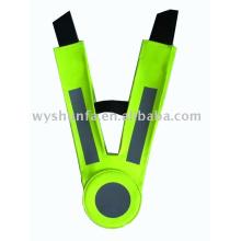 Chaleco de seguridad para niños, chaleco reflectante, alta visibilidad