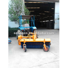 Street Sweeper SX210 sur Tracteur