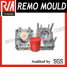 Injection Mould for PP Paint Bucket