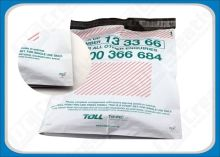 Biodegradable Eco-friendly Plastic Mailing Envelopes , Polythene Bags With Epi Additive