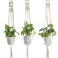 suporte de vaso de flores de suspensão