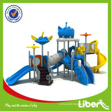 rubber-coating kids play system LE-MH004