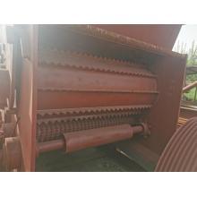 Máquina picadora de madeira tipo roda móvel