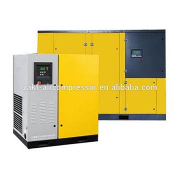 5.5 HP 4KW Belt Air Cooling Screw Air Compressor China Manufacturer