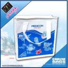 Fischtasche (KLY-PP-0279) PP gewebte Tasche mit Druck