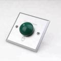 CMP 22mm metal momentáneo seta interruptor de la puerta botón