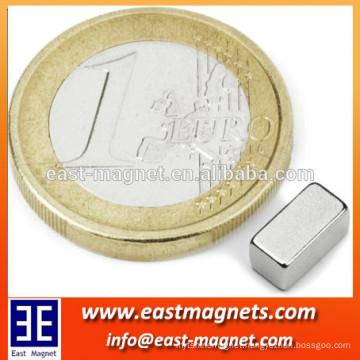 Neodymium voice coil motor magnet