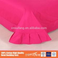 Aucun certificat PVA écologique Oeko-Tex Standard 100 Safe Bedding Coton Eco-brossé Baby Literie