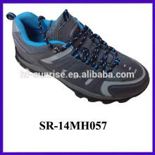 2014 Chinês sapatos de caminhada de qualidade mais recente homens de energia