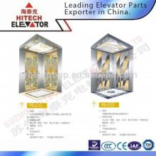 Лифт повышенной комфортности для офисного здания / HL-211
